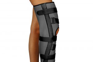 Universal 3 Panel Knee Immobiliser