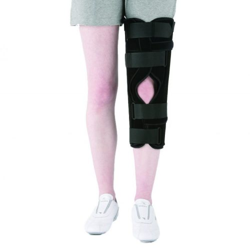 3 Panel Knee Immobiliser