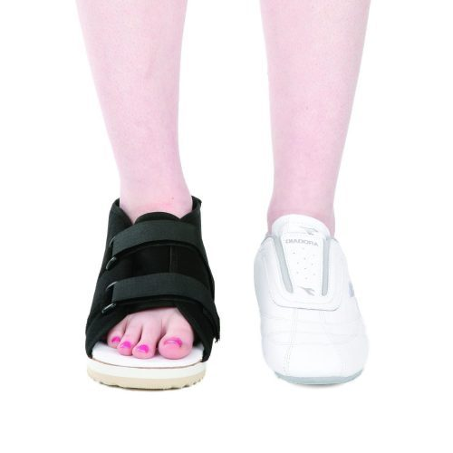 Canvas Post-Op Shoe