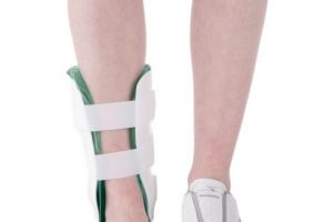 Ankle Stabilser with Gel