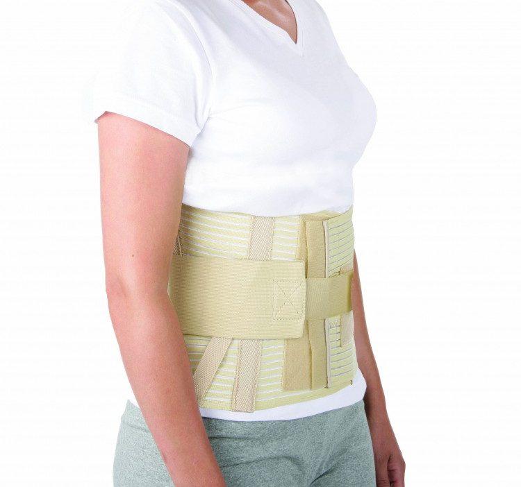 Soft Lumbar Support - Ortho Europe