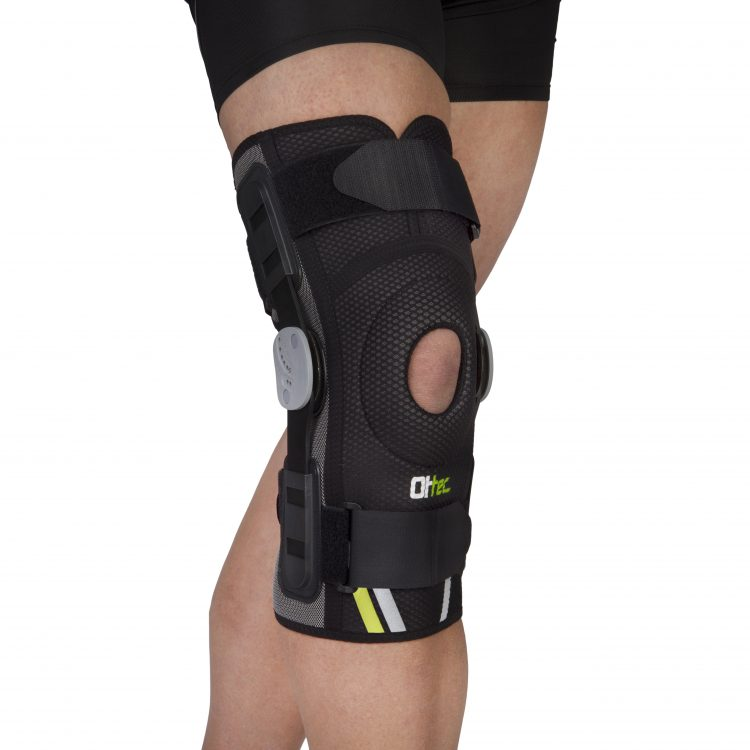 Closed Knee Stabiliser with ROM