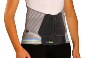 Lumback with additional Dorsal Support - Short & High