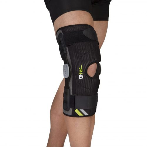 Open Knee Stabiliser with ROM