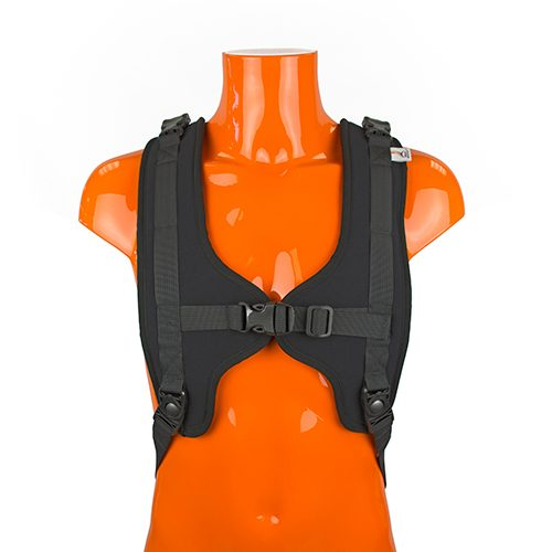 Large shoulder harness