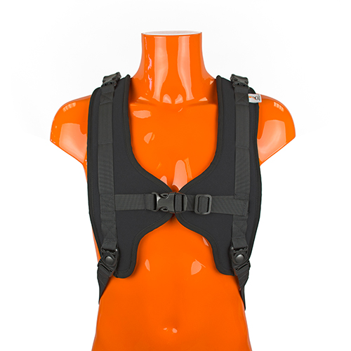 Large shoulder harness