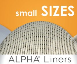The image with Alpha® Liner in small size