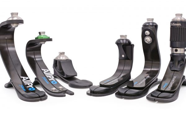 An image of the Fillauer foot range