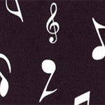 The image of Gaiters - Music Notes
