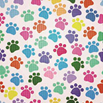 The image of Paw Prints - Little Wonders