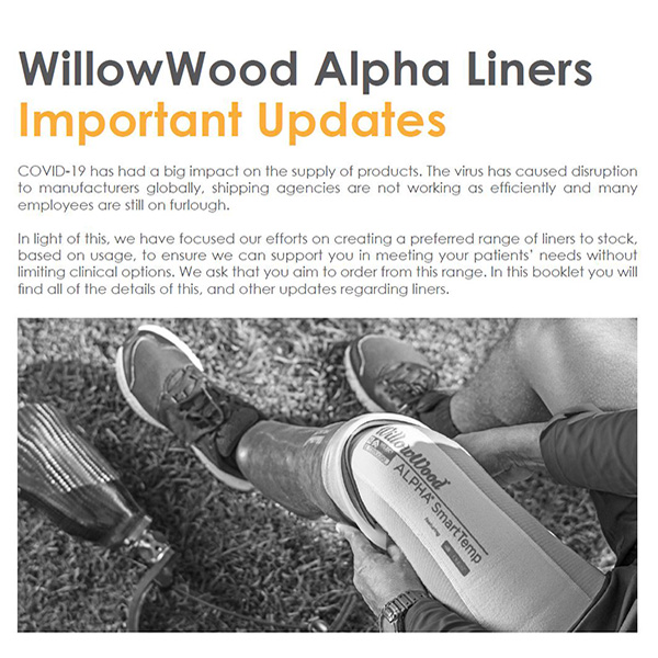 Willow Liner Changes