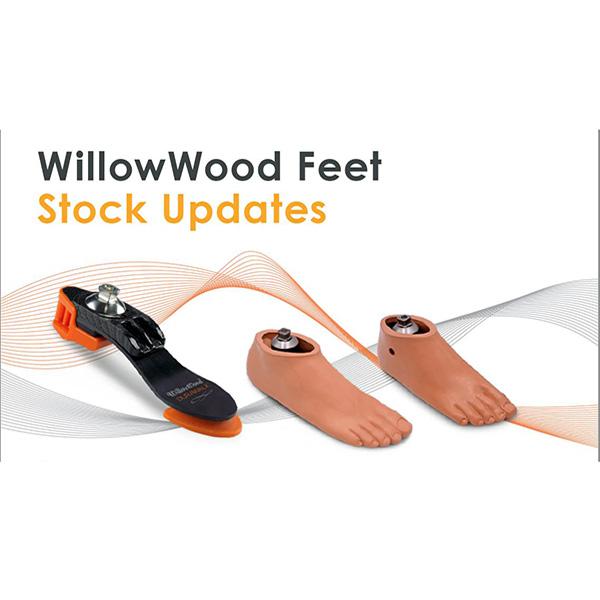 WillowWood Feet Update