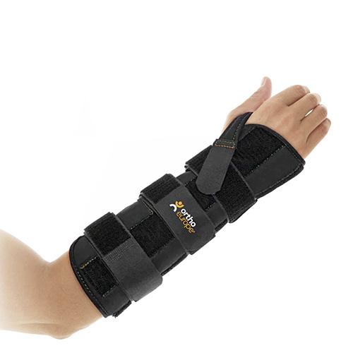 The image shows the Carpal Immo Eco wrist brace