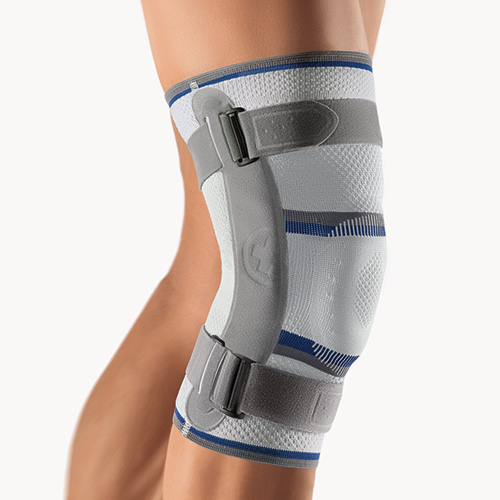 The image shows a knee support
