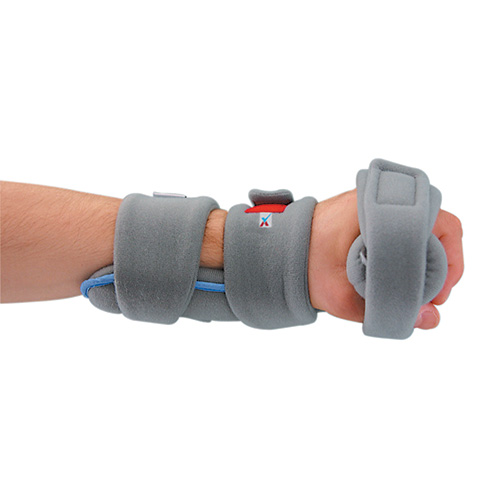 The image shows the Positioning Splint product