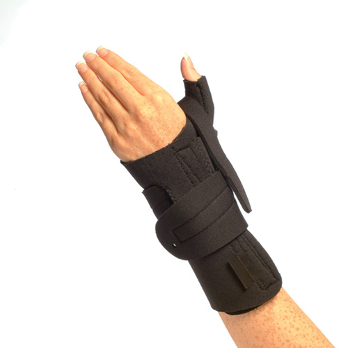 The image shows the Procool Wrist Thumb Restriction