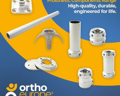 Ortho Europe Componentry range