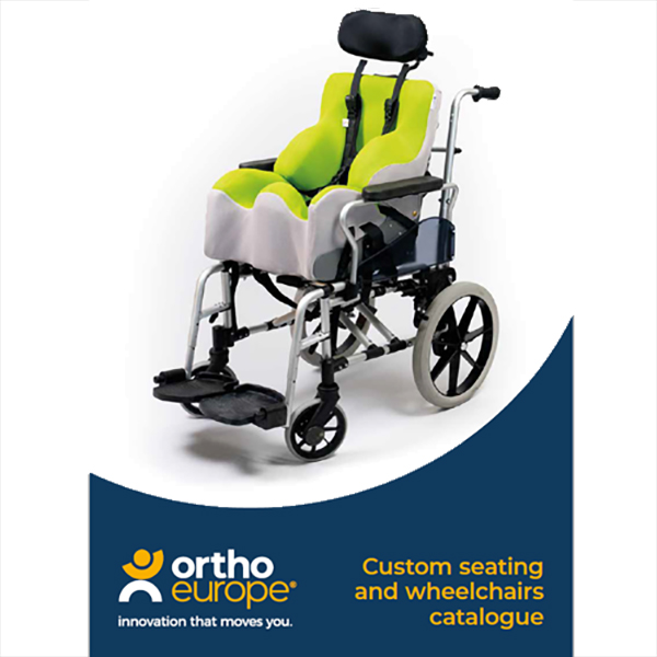 Custom Seating and Wheelchairs Catalogue